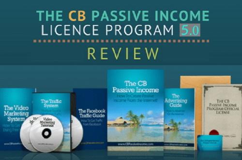 CB Passive Income Version 5.0