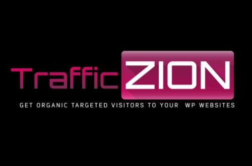 Trafficzion Website